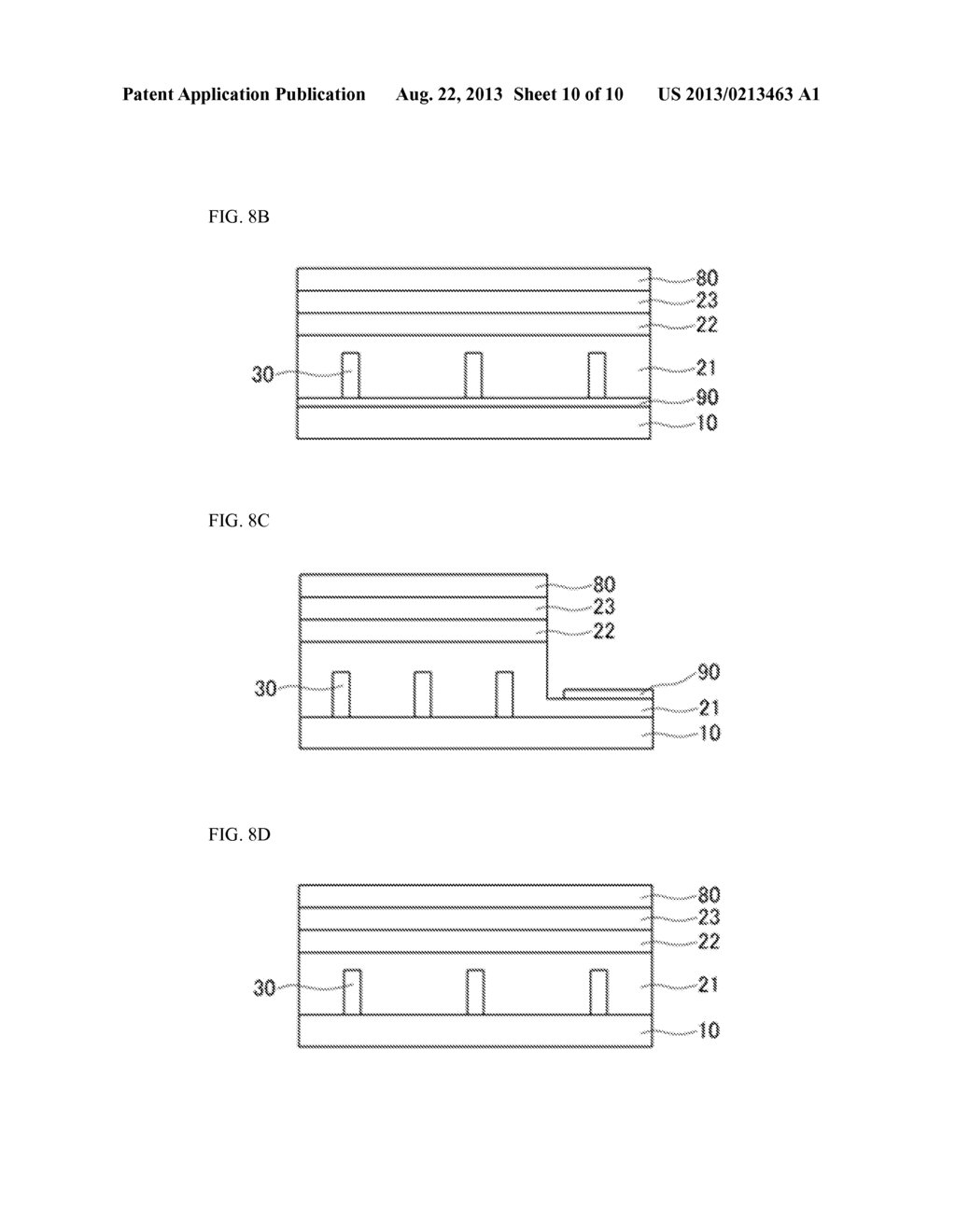 SOLAR CELL AND METHOD FOR MANUFACTURING SAME - diagram, schematic, and image 11