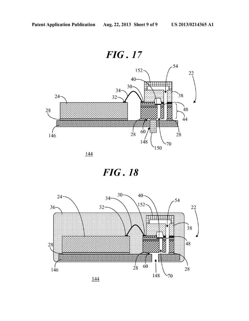 MEMS PRESSURE TRANSDUCER ASSEMBLY AND METHOD OF PACKAGING SAME - diagram, schematic, and image 10