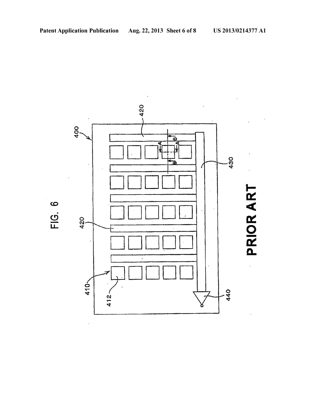 SOLID-STATE IMAGING DEVICE WITH CHANNEL STOP REGION WITH MULTIPLE IMPURITY     REGIONS IN DEPTH DIRECTION AND METHOD FOR MANUFACTURING THE SAME - diagram, schematic, and image 07