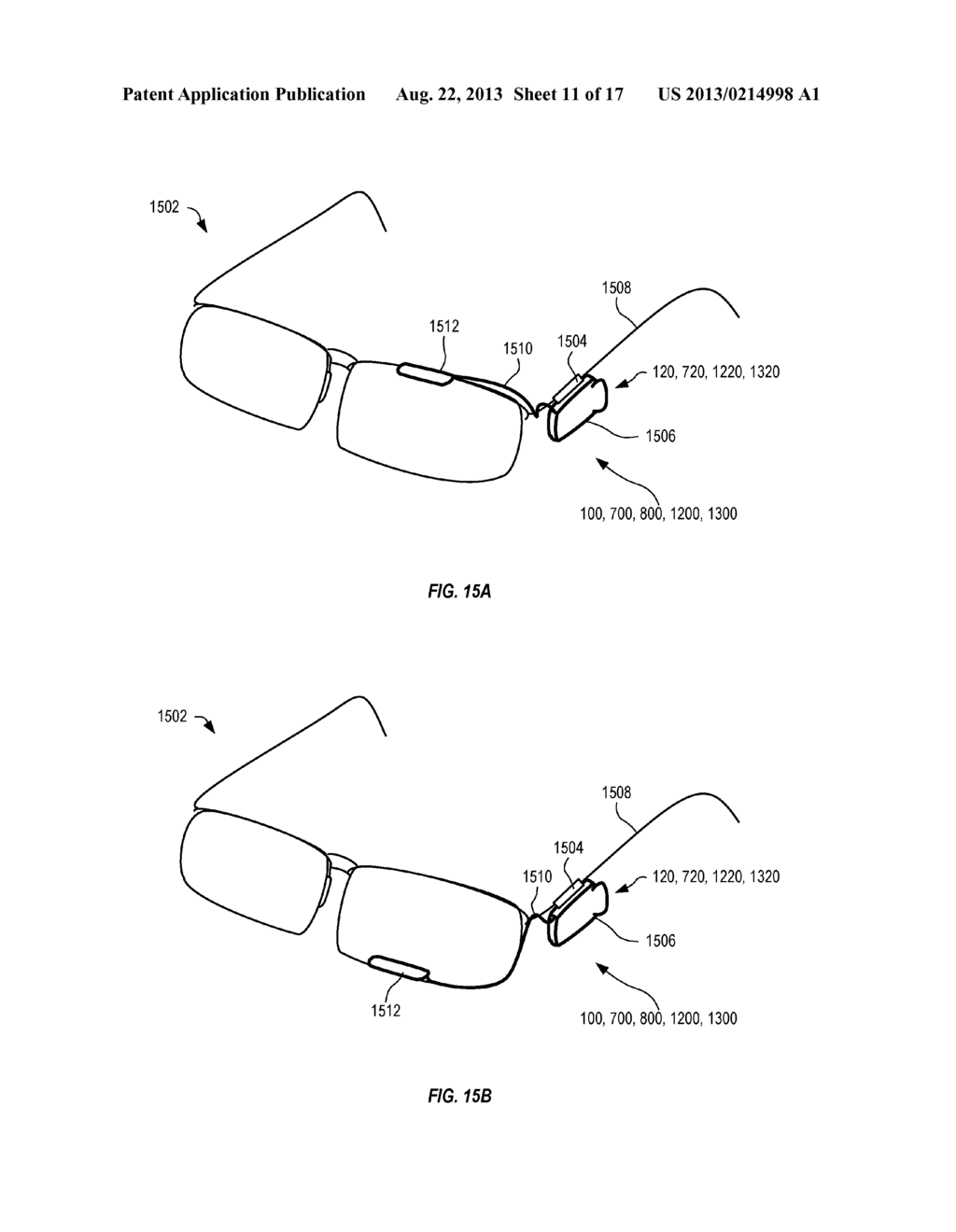 Head-Mounted Peripheral Vision Display Systems And Methods - diagram, schematic, and image 12