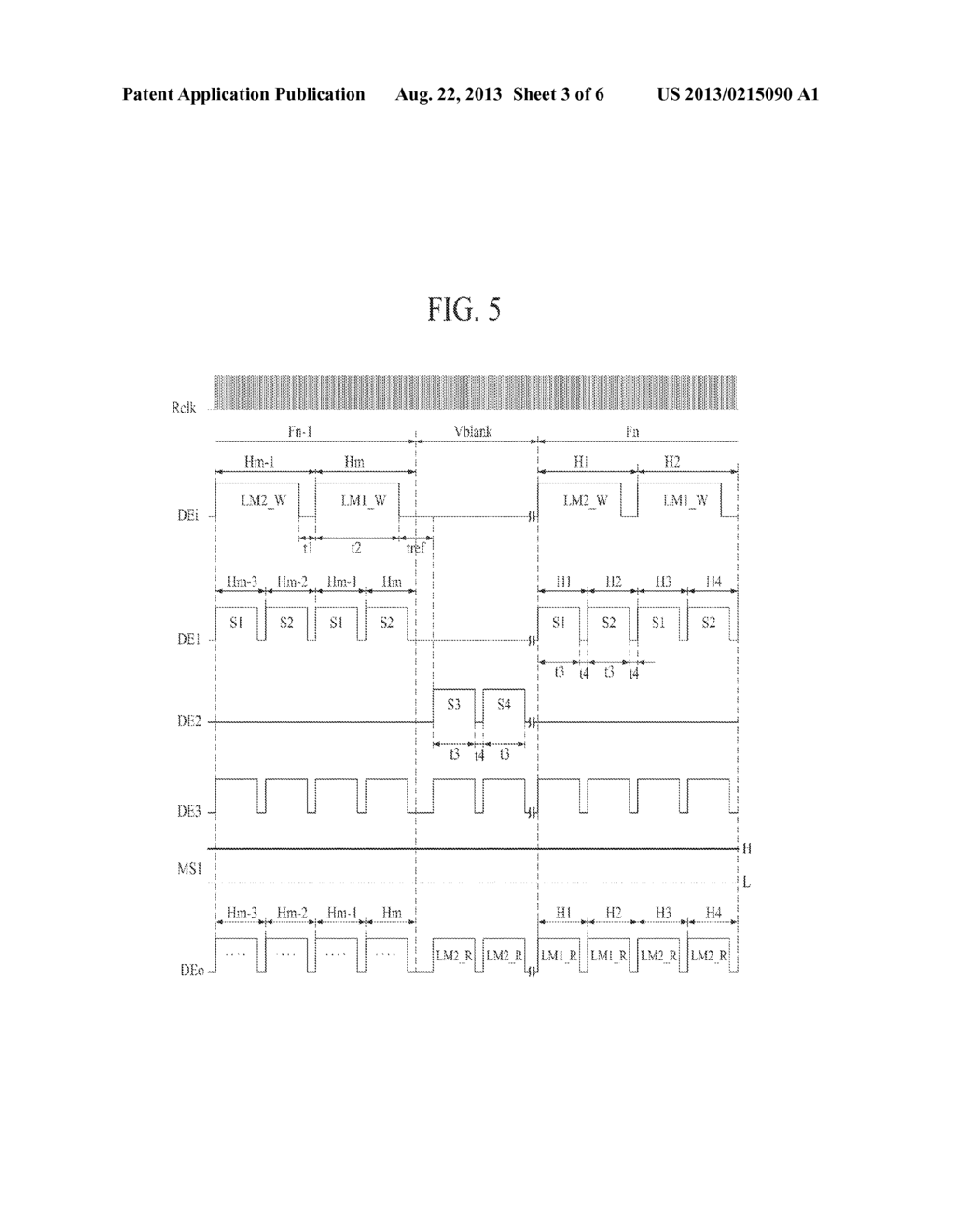TIMING CONTROLLER AND LIQUID CRYSTAL DISPLAY DEVICE COMPRISING THE SAME - diagram, schematic, and image 04