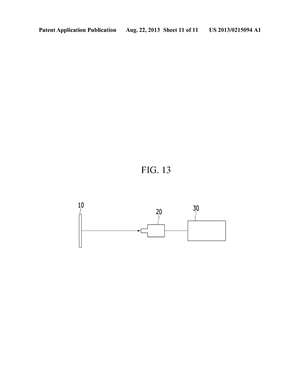 DISPLAY DEVICE AND RELATED METHOD - diagram, schematic, and image 12