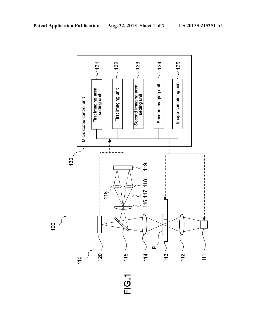 IMAGING APPARATUS, IMAGING CONTROL PROGRAM, AND IMAGING METHOD - diagram, schematic, and image 02