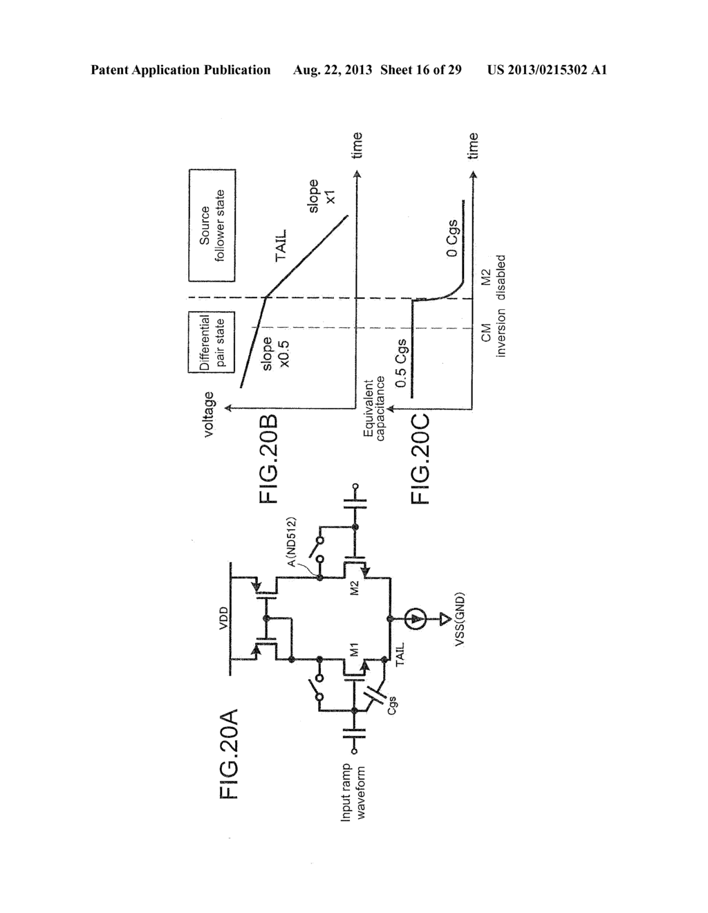 COMPARATOR, ANALOG-TO-DIGITAL CONVERTOR, SOLID-STATE IMAGING DEVICE,     CAMERA SYSTEM, AND ELECTRONIC APPARATUS - diagram, schematic, and image 17