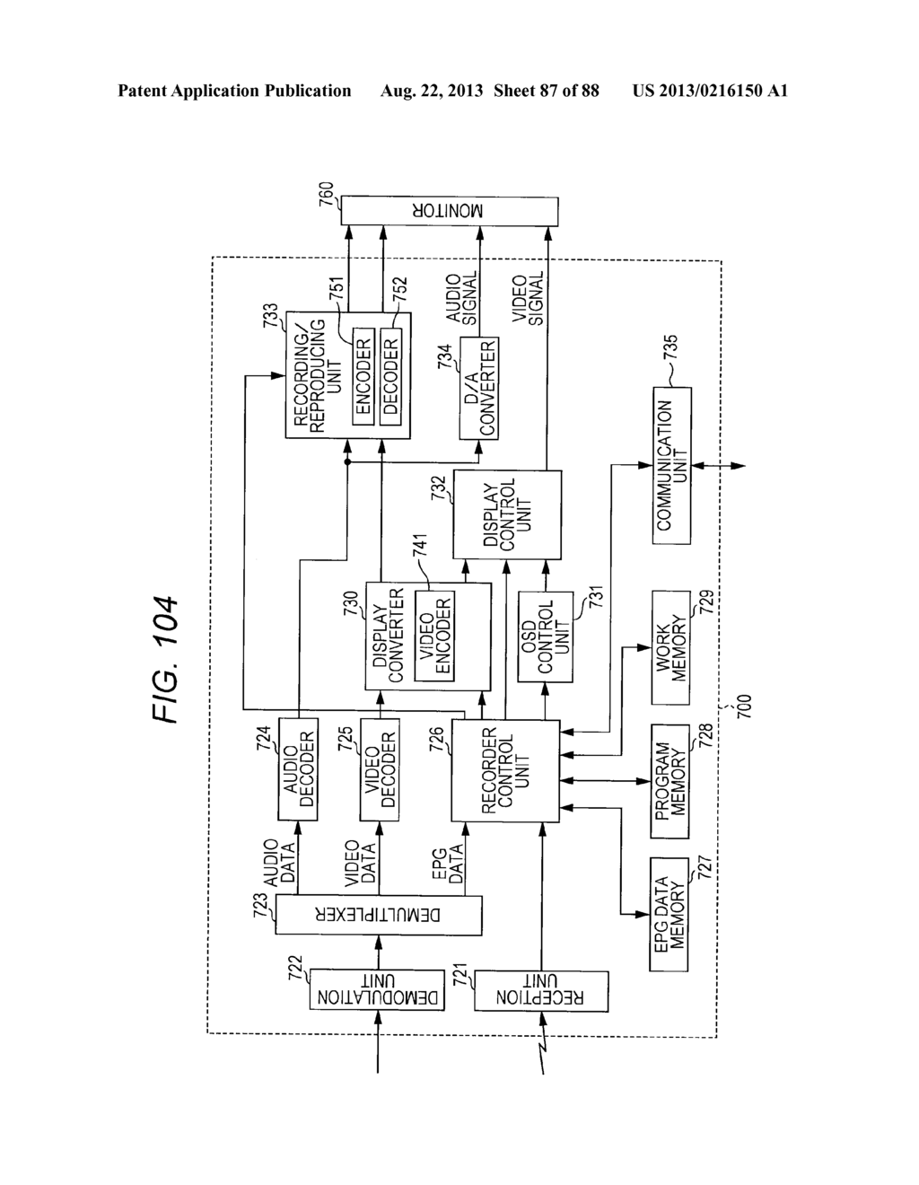 IMAGE PROCESSING DEVICE, IMAGE PROCESSING METHOD, AND PROGRAM - diagram, schematic, and image 88