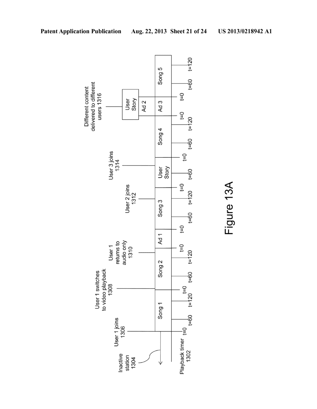 SYSTEMS AND METHODS FOR PROVIDING SYNCHRONIZED PLAYBACK OF MEDIA - diagram, schematic, and image 22