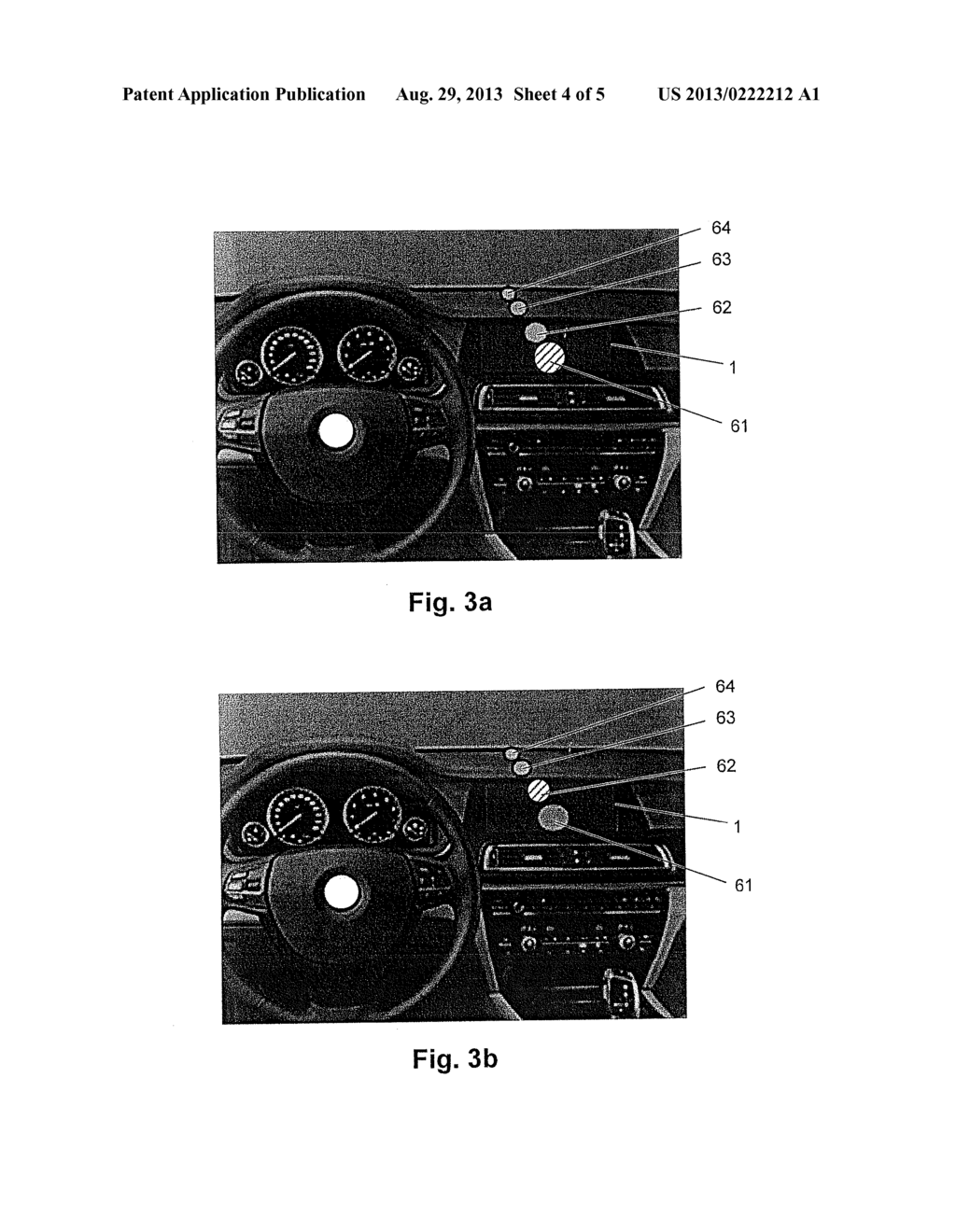 Motor Vehicle Having a Device for Influencing the Viewing Direction of the     Driver - diagram, schematic, and image 05