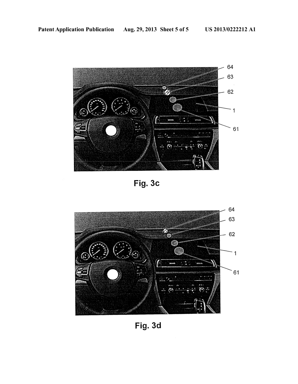 Motor Vehicle Having a Device for Influencing the Viewing Direction of the     Driver - diagram, schematic, and image 06