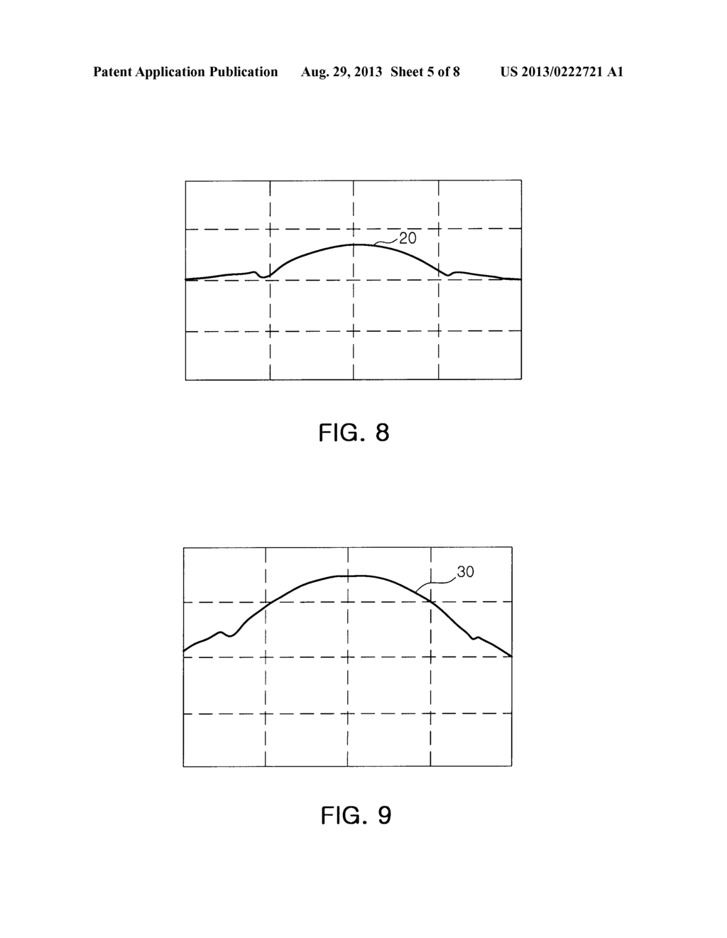OPTICAL FILTER FOR A STEREOSCOPIC DISPLAY DEVICE AND STEREOSCOPIC DISPLAY     DEVICE COMPRISING THE SAME - diagram, schematic, and image 06