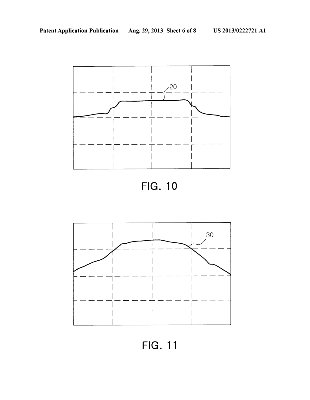 OPTICAL FILTER FOR A STEREOSCOPIC DISPLAY DEVICE AND STEREOSCOPIC DISPLAY     DEVICE COMPRISING THE SAME - diagram, schematic, and image 07