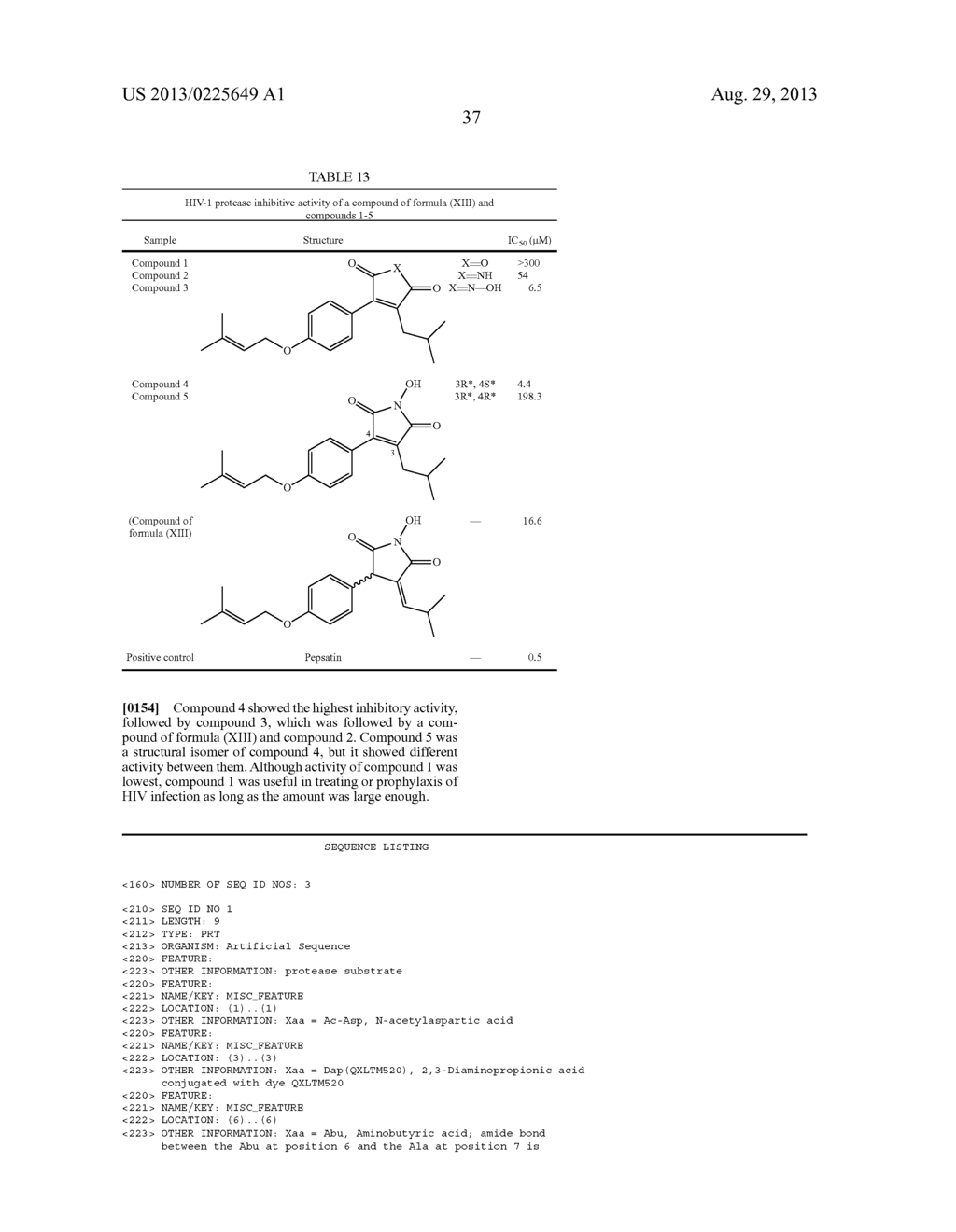 COMPOUNDS FROM ANTRODIA CINNAMOMEA AND USE THEREOF - diagram, schematic, and image 45