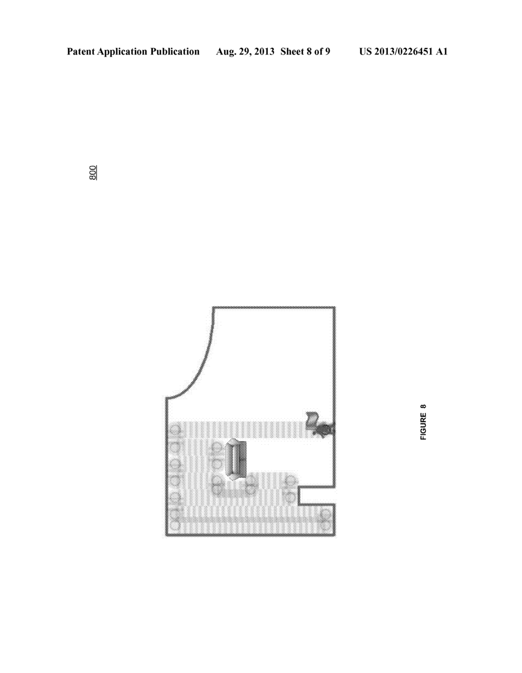 SYSTEM AND METHOD FOR MAPPING AN INDOOR ENVIRONMENT - diagram, schematic, and image 09