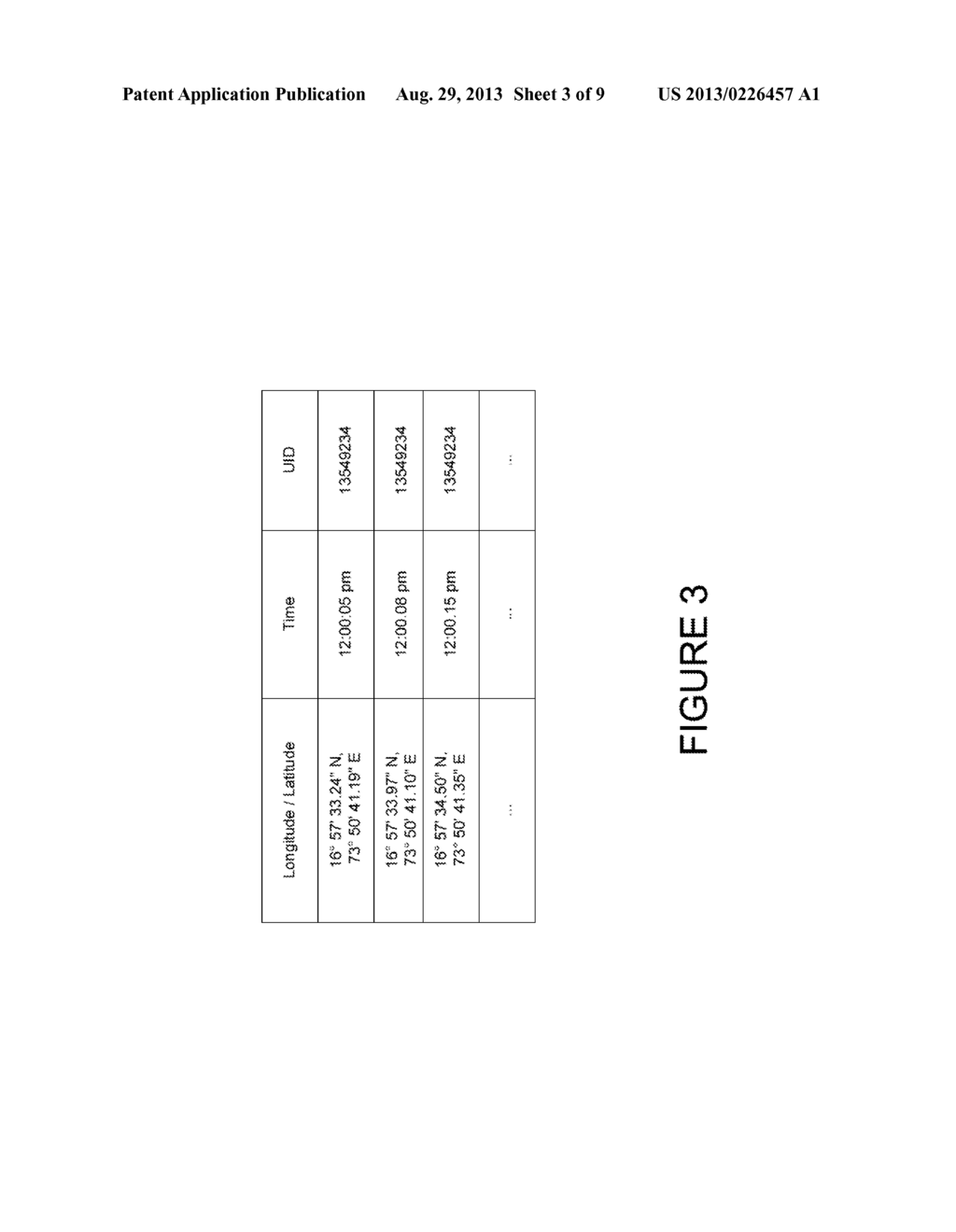 SYSTEM AND METHOD FOR STORING AND PROVIDING ROUTES - diagram, schematic, and image 04