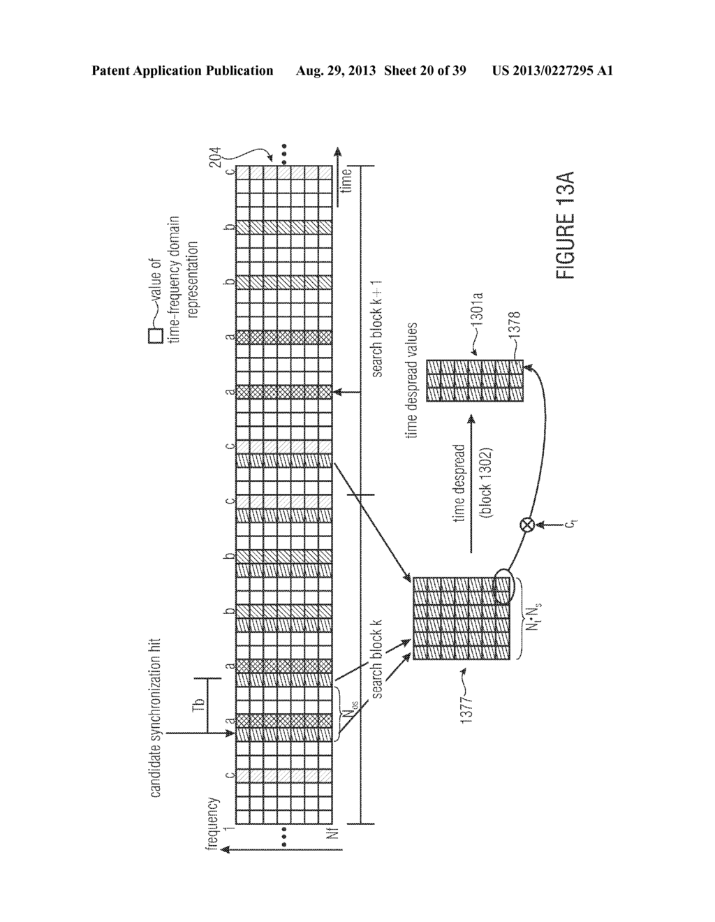 WATERMARK GENERATOR, WATERMARK DECODER, METHOD FOR PROVIDING A WATERMARK     SIGNAL IN DEPENDENCE ON BINARY MESSAGE DATA, METHOD FOR PROVIDING BINARY     MESSAGE DATA IN DEPENDENCE ON A WATERMARKED SIGNAL AND COMPUTER PROGRAM     USING A DIFFERENTIAL ENCODING - diagram, schematic, and image 21
