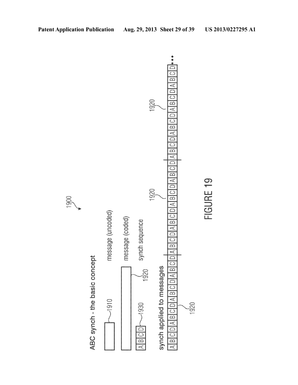 WATERMARK GENERATOR, WATERMARK DECODER, METHOD FOR PROVIDING A WATERMARK     SIGNAL IN DEPENDENCE ON BINARY MESSAGE DATA, METHOD FOR PROVIDING BINARY     MESSAGE DATA IN DEPENDENCE ON A WATERMARKED SIGNAL AND COMPUTER PROGRAM     USING A DIFFERENTIAL ENCODING - diagram, schematic, and image 30