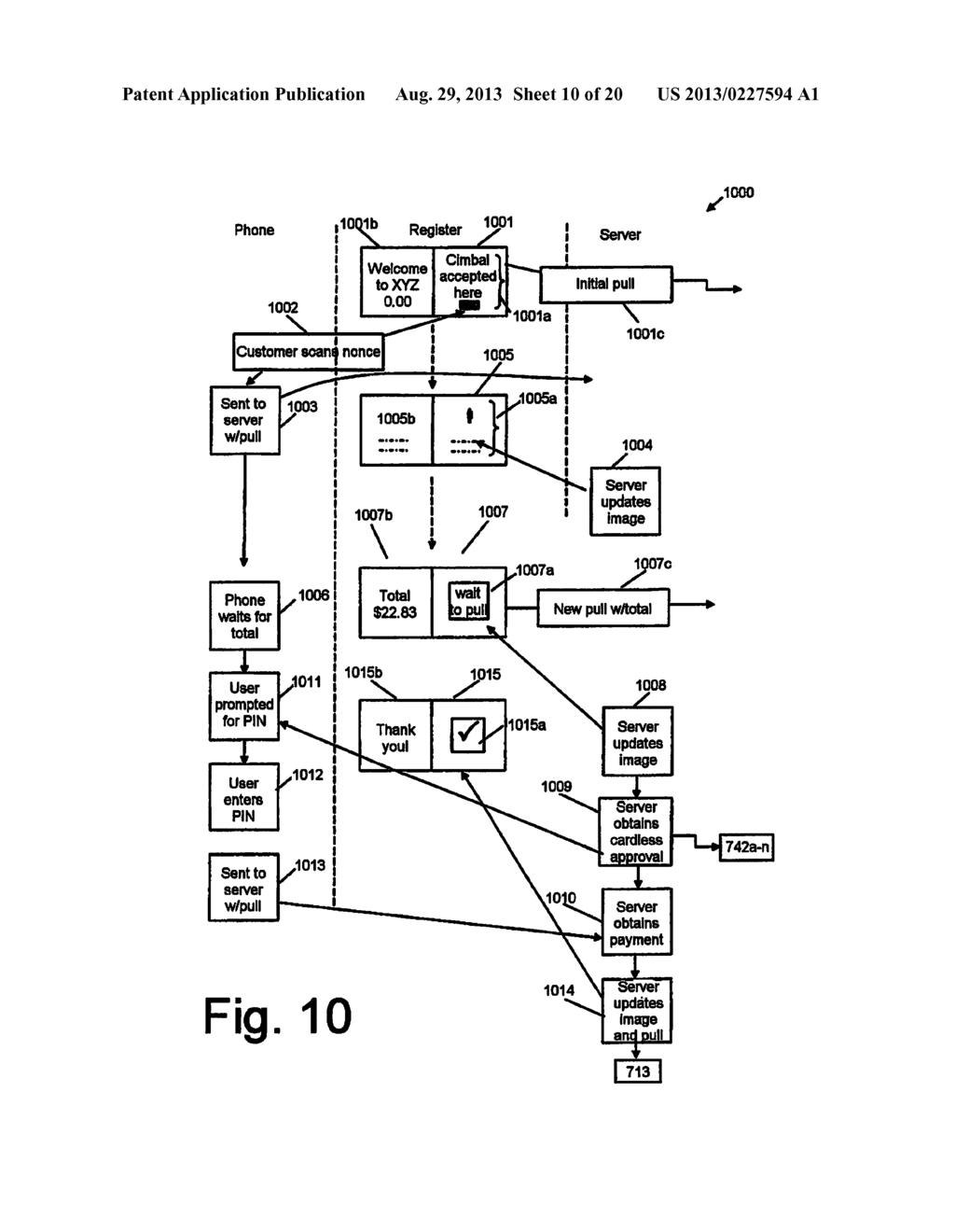 SYSTEMS AND METHODS FOR AN ENHANCED, STEGANOGRAPHIC, EMBEDDED SECURE     TRANSACTION SYSTEM - diagram, schematic, and image 11