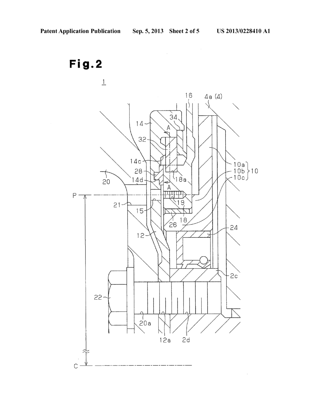Internal Combustion Engine And Method For Assembling Diagram Schematic Image 03