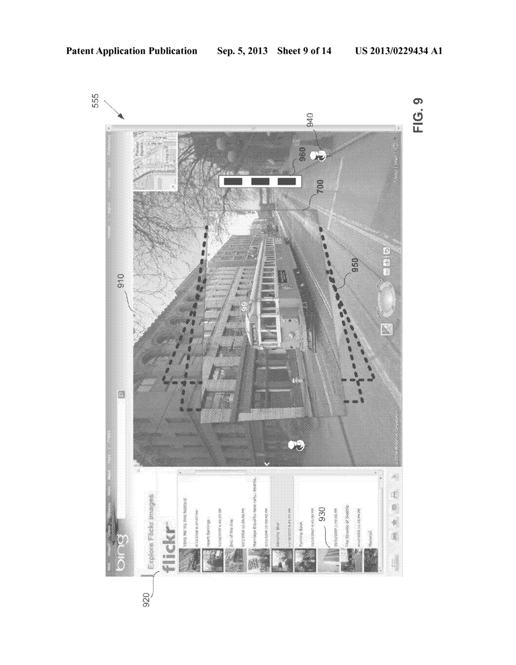 VIEWING MEDIA IN THE CONTEXT OF STREET-LEVEL IMAGES - diagram, schematic, and image 10