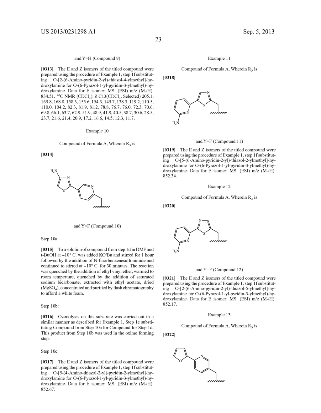 ANTI-BACTERIAL ACTIVITY OF 9-HYDROXY DERIVATIVES OF 6,11-BICYCLOLIDES - diagram, schematic, and image 24