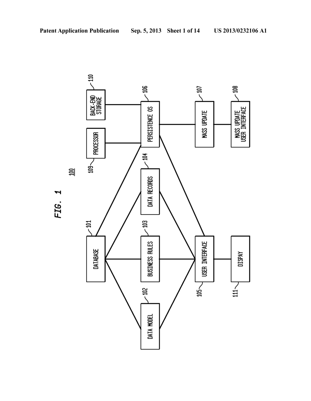 System and Method For Applying An Update To A Database - diagram, schematic, and image 02