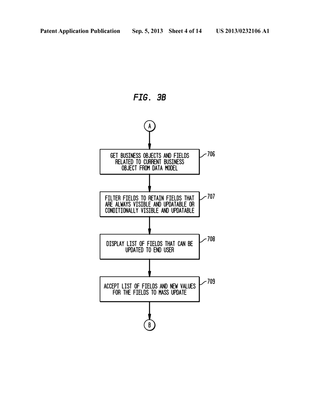 System and Method For Applying An Update To A Database - diagram, schematic, and image 05
