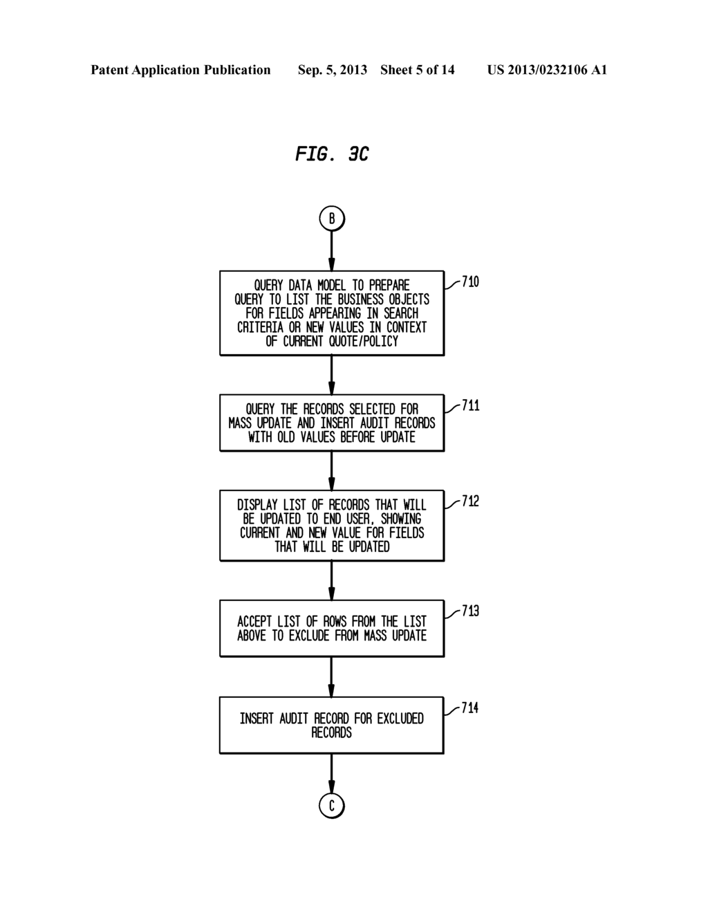 System and Method For Applying An Update To A Database - diagram, schematic, and image 06