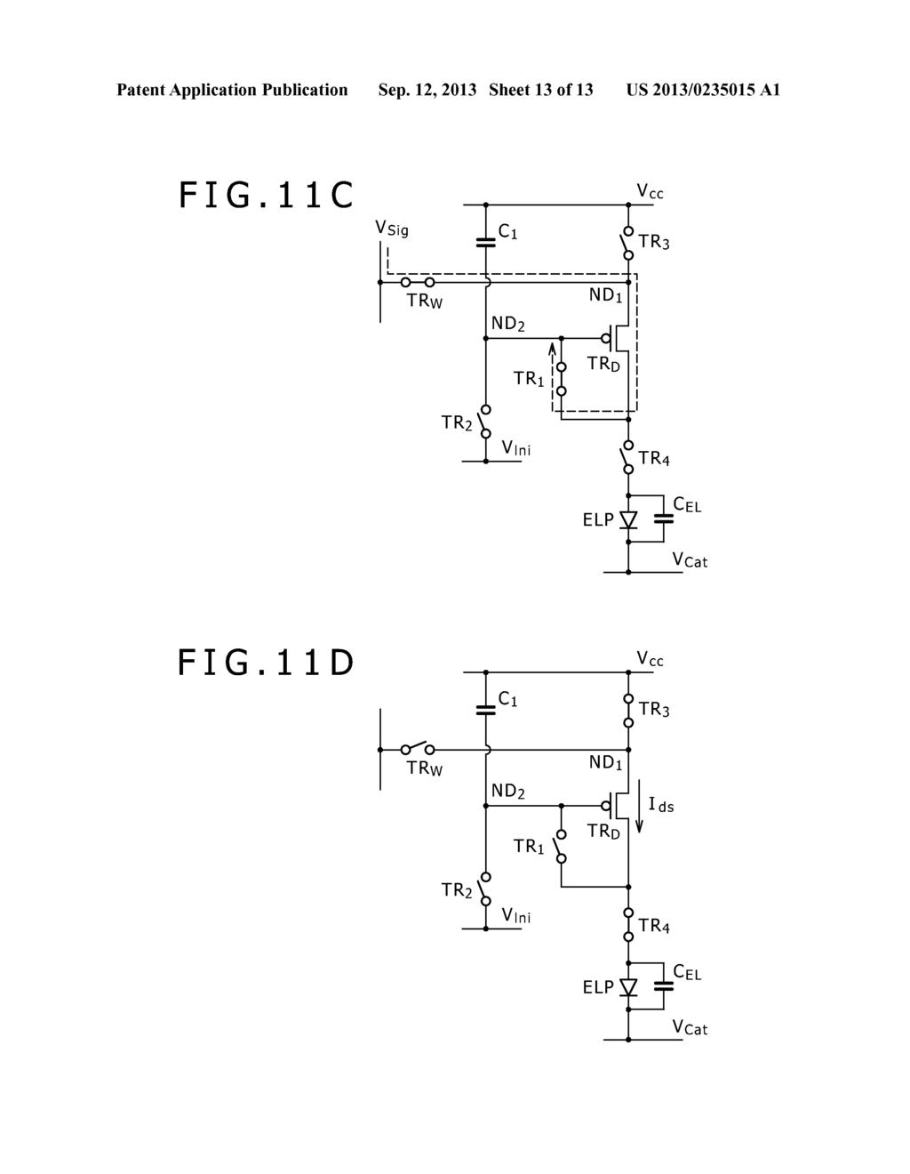 DISPLAY APPARATUS AND DISPLAY-APPARATUS DRIVING METHOD - diagram, schematic, and image 14