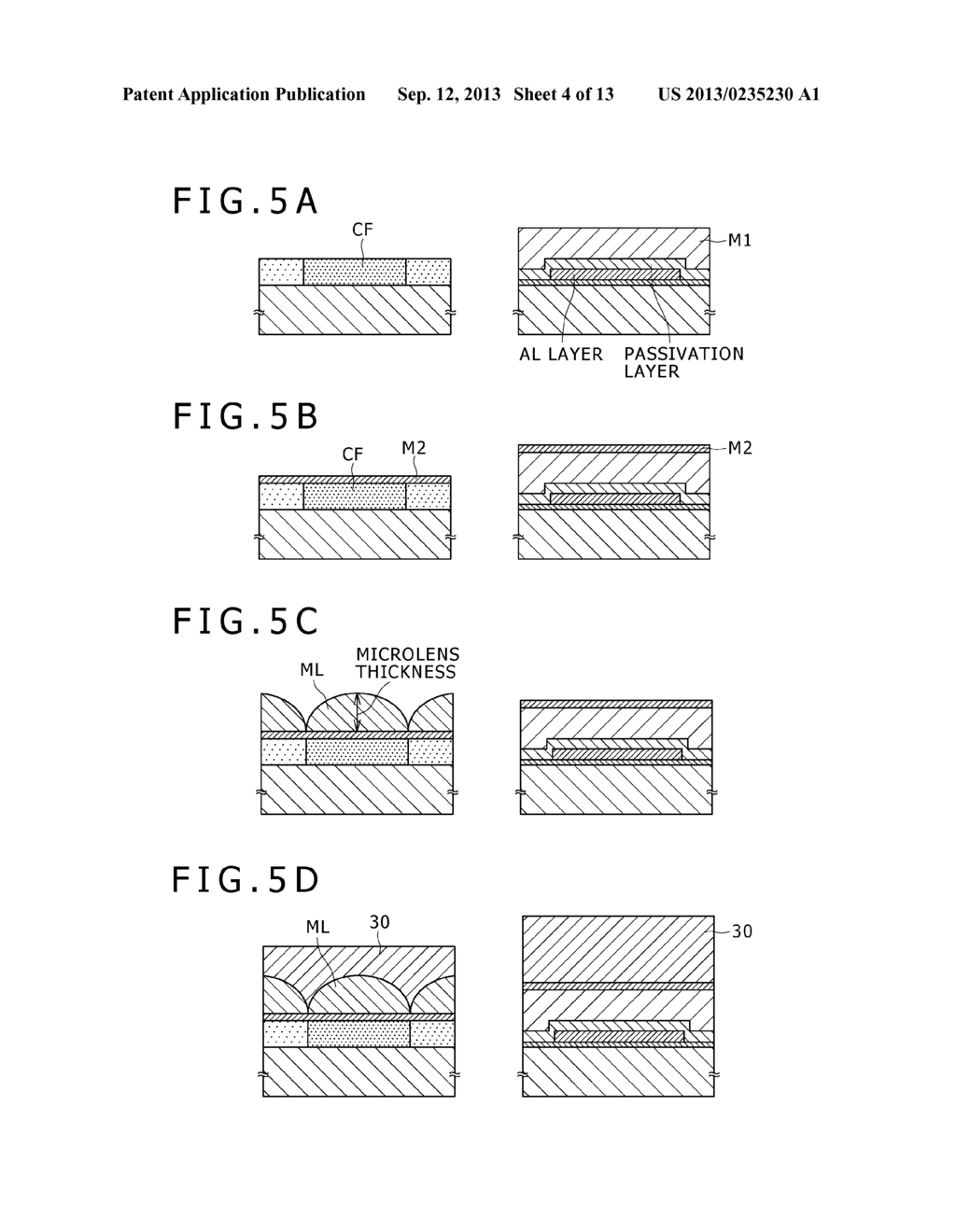 SOLID-STATE IMAGE PICKUP DEVICE, METHOD OF MANUFACTURING SOLID-STATE IMAGE     PICKUP DEVICE, AND ELECTRONIC APPARATUS - diagram, schematic, and image 05