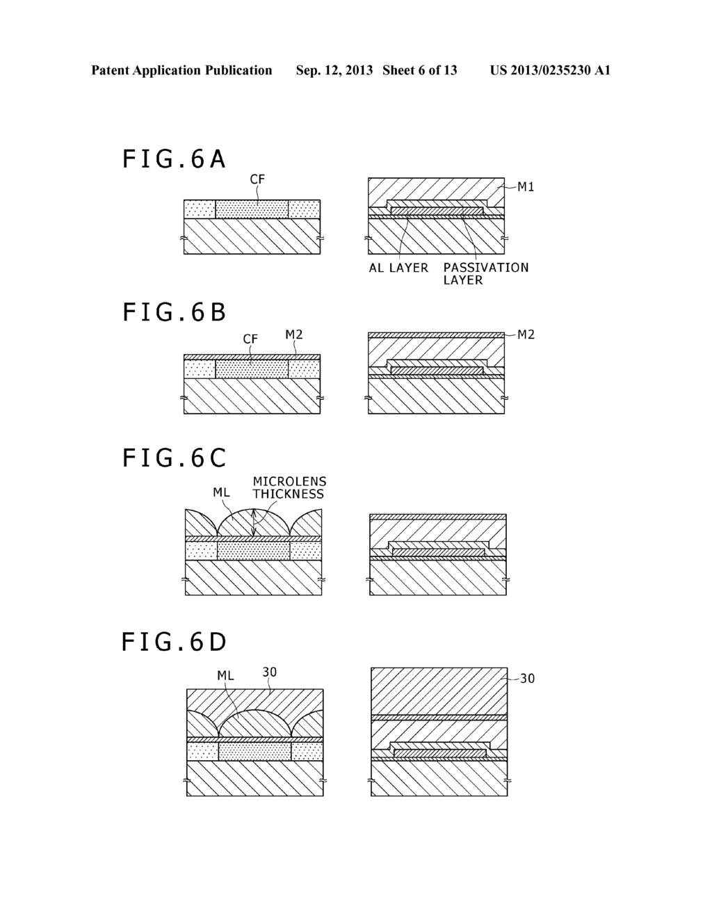 SOLID-STATE IMAGE PICKUP DEVICE, METHOD OF MANUFACTURING SOLID-STATE IMAGE     PICKUP DEVICE, AND ELECTRONIC APPARATUS - diagram, schematic, and image 07