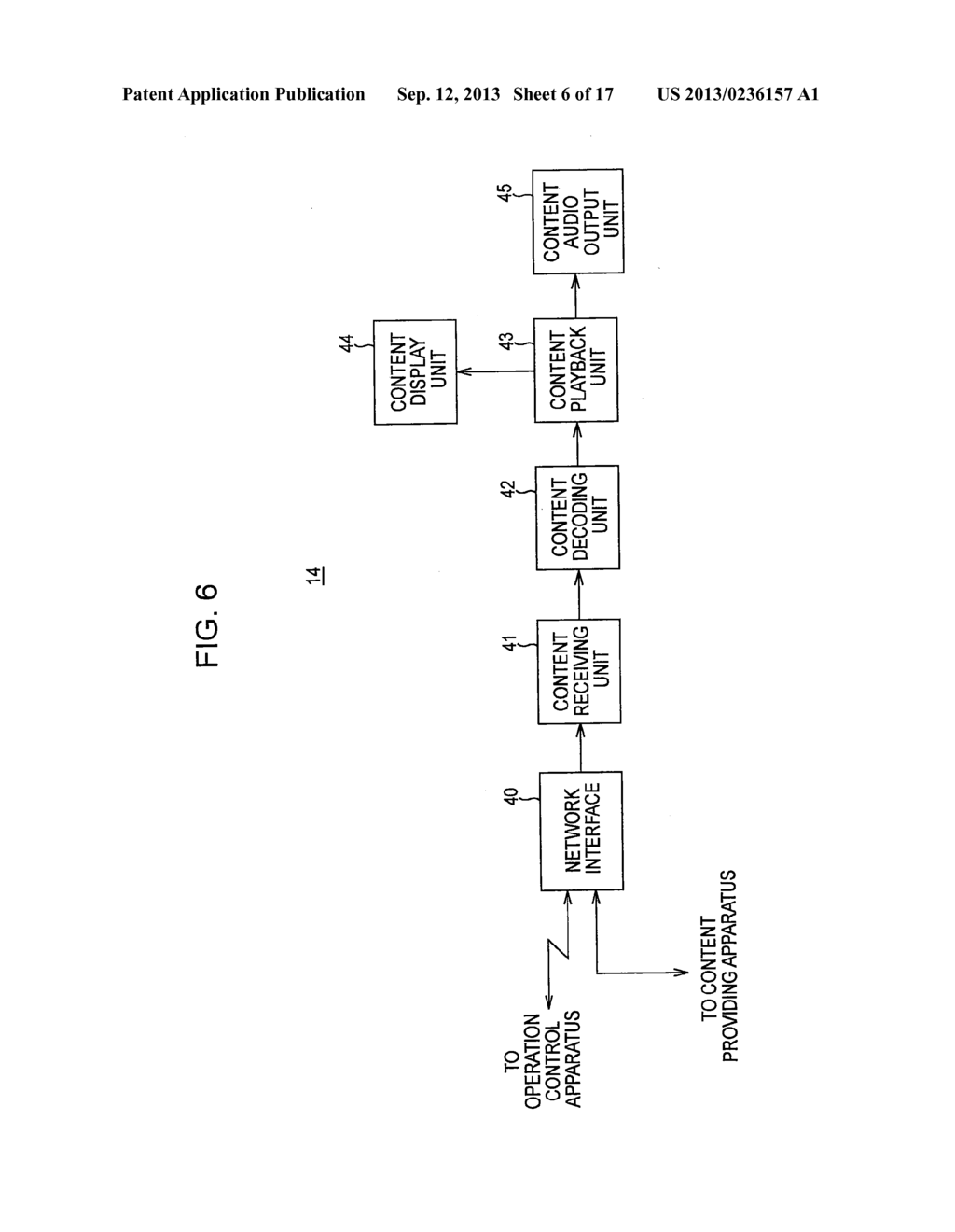 CONTENT DISPLAY-PLAYBACK SYSTEM, CONTENT DISPLAY-PLAYBACK METHOD,     RECORDING MEDIUM HAVING CONTENT DISPLAY-PLAYBACK PROGRAM RECORDED     THEREON, AND OPERATION CONTROL APPARATUS - diagram, schematic, and image 07