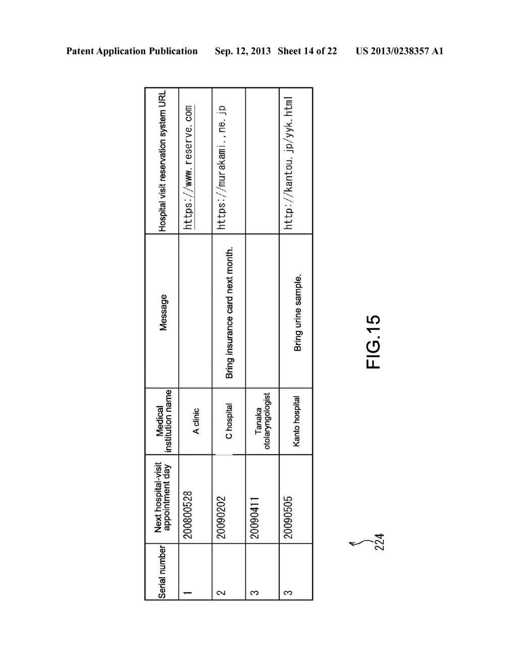 INFORMATION PROCESSING APPARATUS AND METHOD, AND PROGRAM - diagram, schematic, and image 15