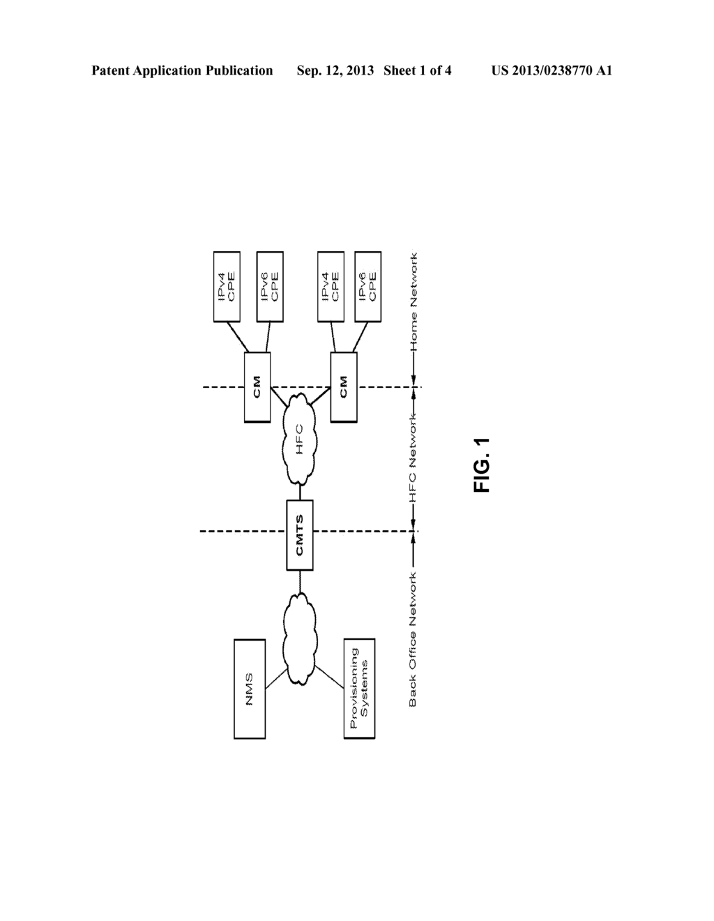 DUAL-STACK SUPPORT FOR DEMARC AUTO CONFIGURATION (DAC) MECHANISM IN on
