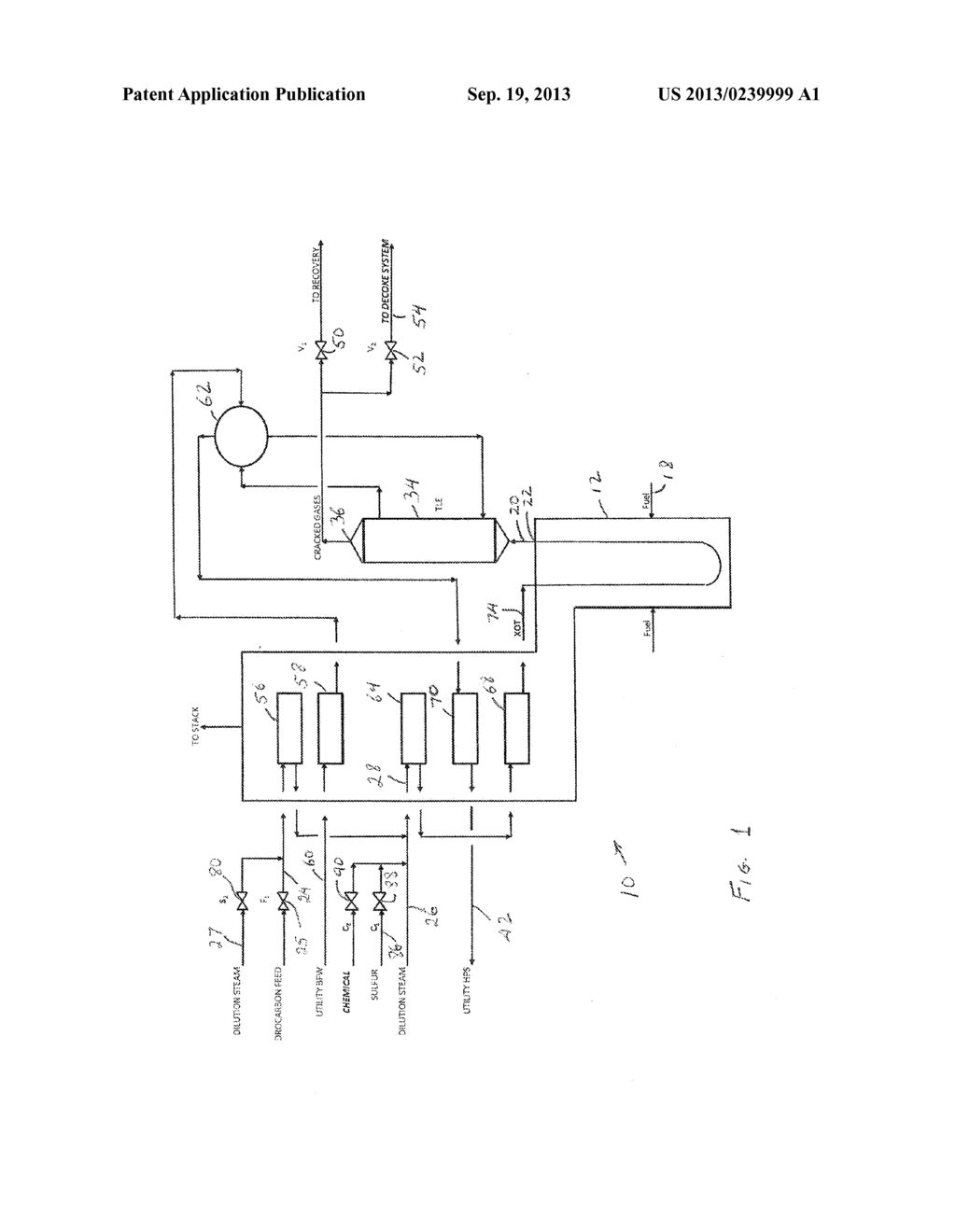 Ethylene Furnace Decoking Method Diagram Schematic And Image 02 Chemical