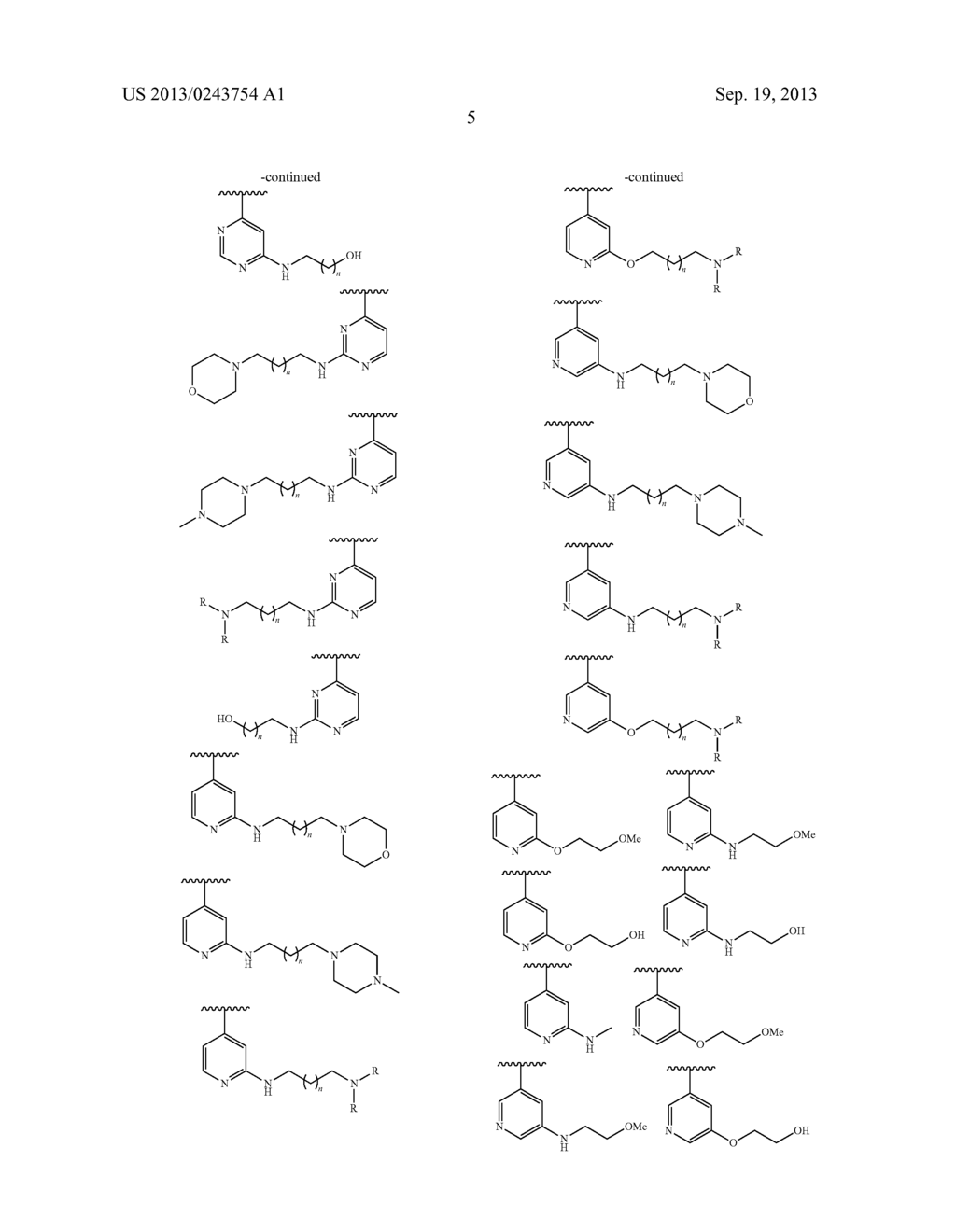 HETEROCYCLIC COMPOUNDS AND METHODS OF USE - diagram, schematic, and image 07