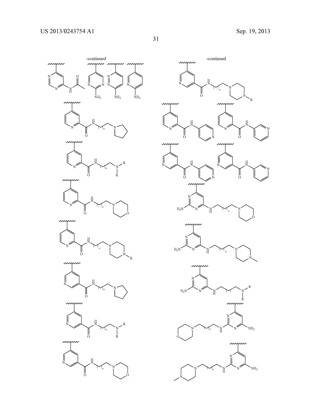 HETEROCYCLIC COMPOUNDS AND METHODS OF USE - diagram, schematic, and image 33