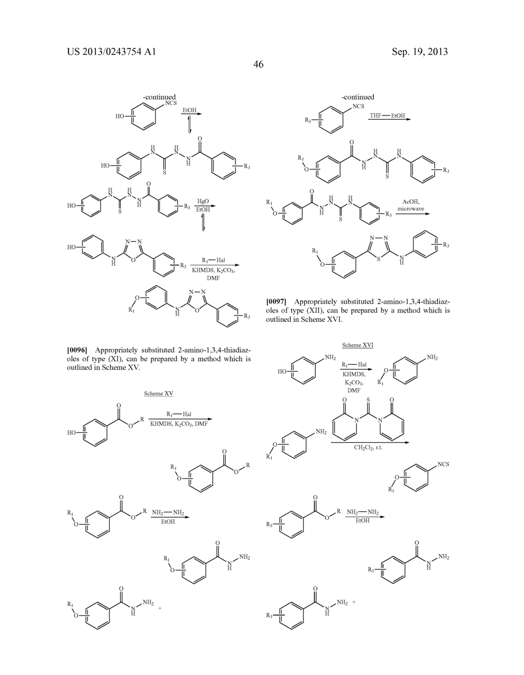 HETEROCYCLIC COMPOUNDS AND METHODS OF USE - diagram, schematic, and image 48