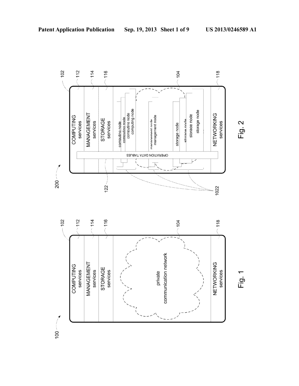Method and System for a Cloud Frame Architecture - diagram, schematic, and image 02