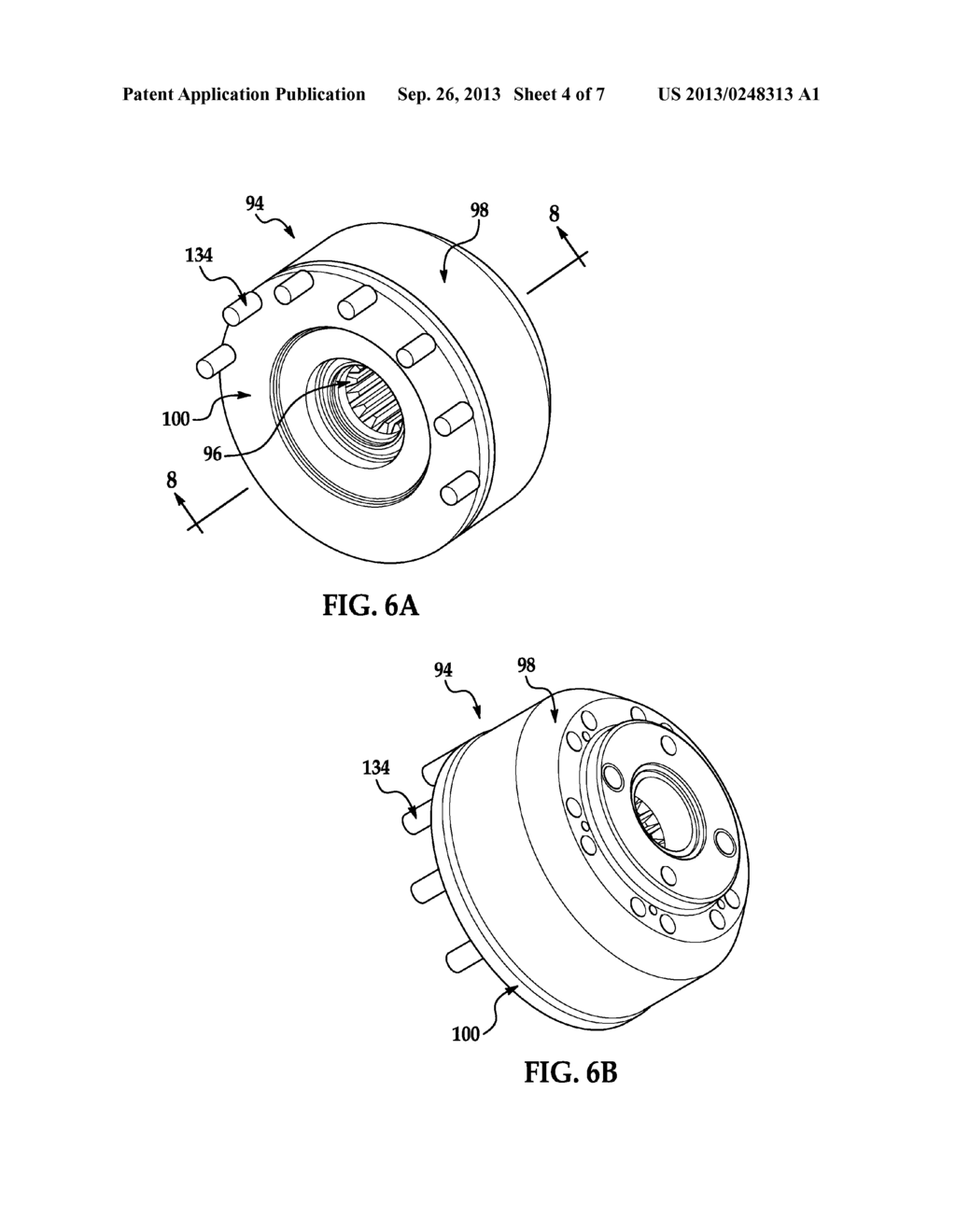 PIN AND PAWL STYLE BI-DIRECTIONAL OVERRUNNING CLUTCH