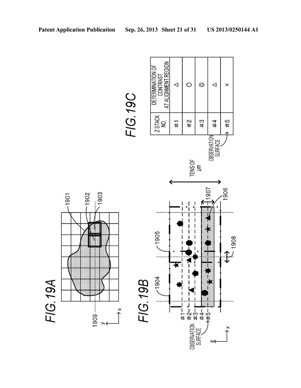 IMAGING APPARATUS AND METHOD OF CONTROLLING SAME - diagram, schematic, and image 22