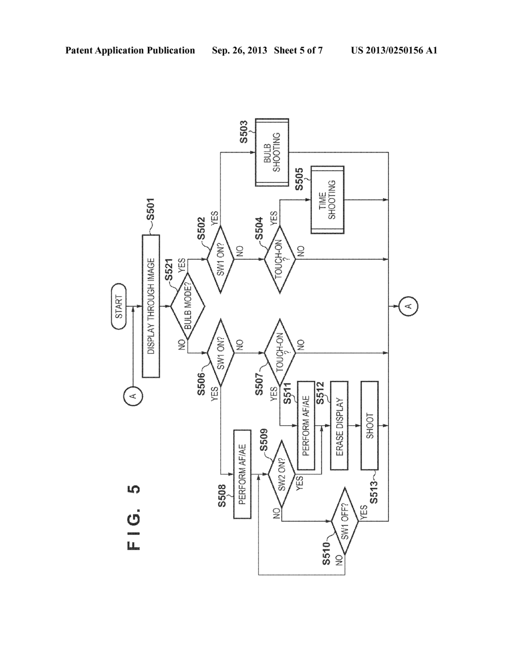 IMAGE CAPTURING APPARATUS AND CONTROL METHOD THEREOF - diagram, schematic, and image 06