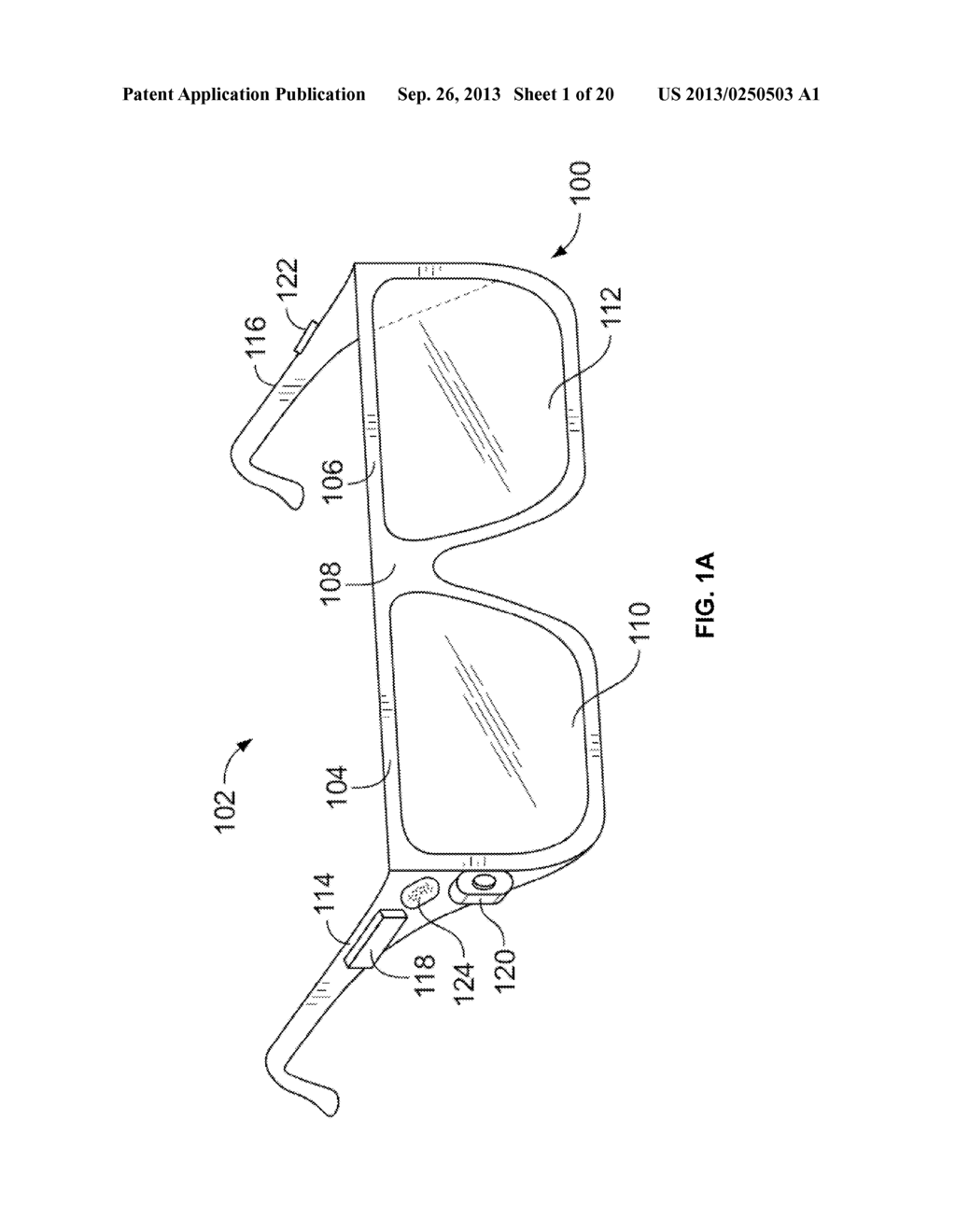 WEARABLE COMPUTING DEVICE FRAME - diagram, schematic, and image 02