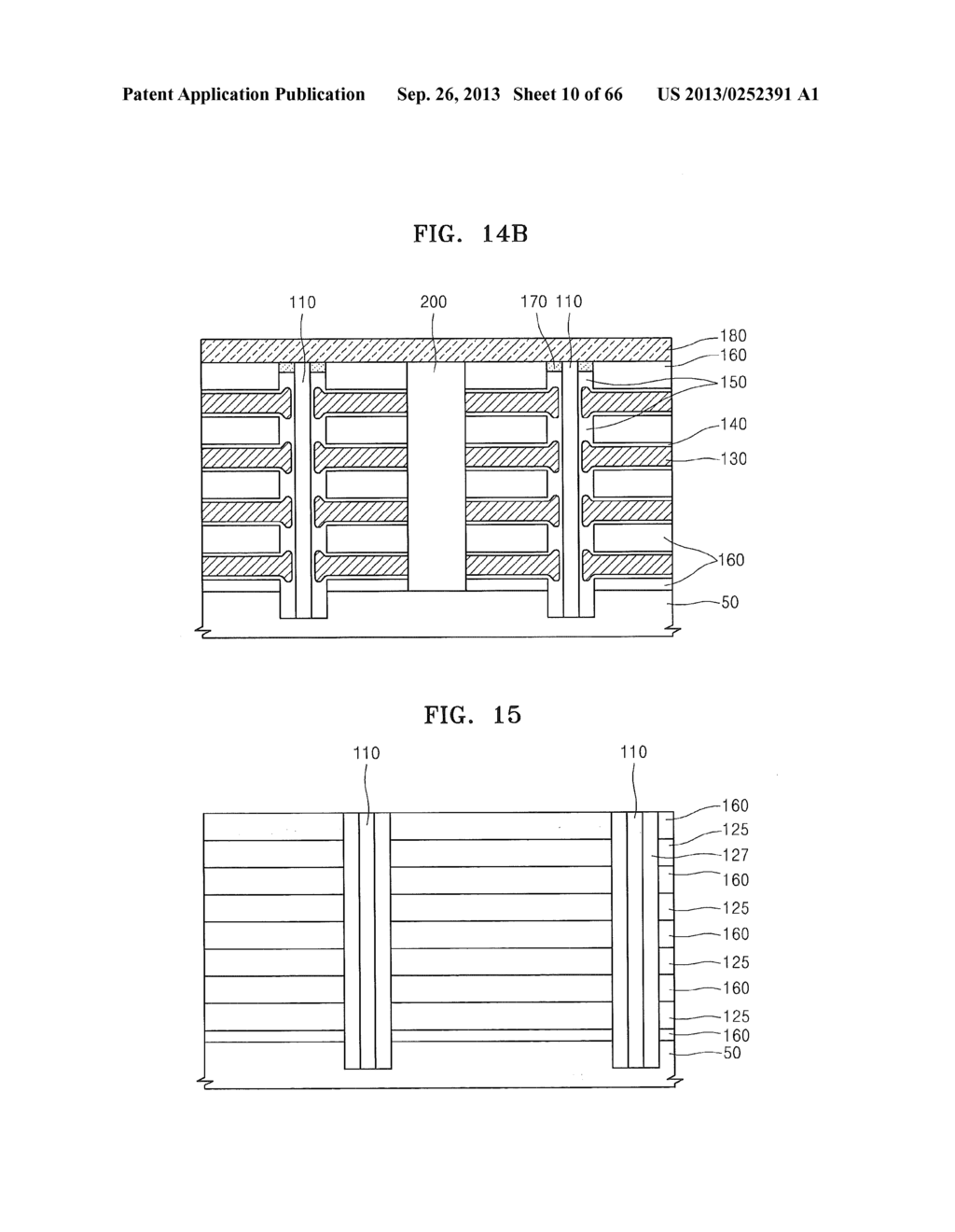 NONVOLATILE MEMORY DEVICE, METHOD OF MANUFACTURING THE NONVOLATILE MEMORY     DEVICE, AND MEMORY MODULE AND SYSTEM INCLUDING THE NONVOLATILE MEMORY     DEVICE - diagram, schematic, and image 11