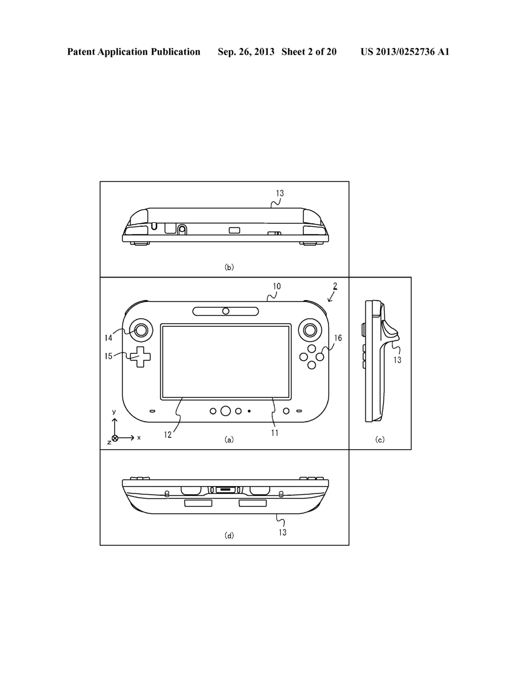 GAME SYSTEM, GAME PROCESS METHOD, GAME DEVICE, AND STORAGE MEDIUM HAVING     GAME PROGRAM STORED THEREON - diagram, schematic, and image 03
