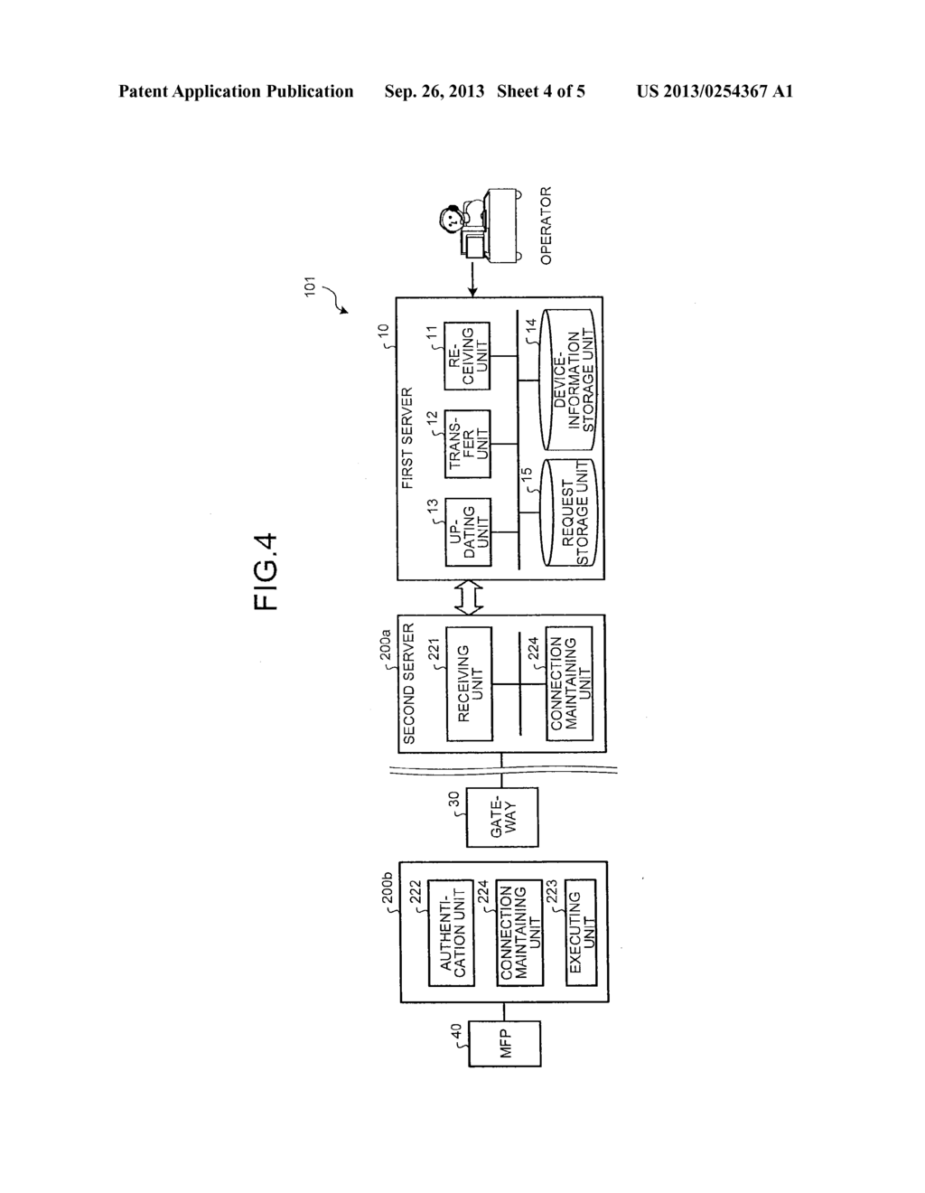 METHOD AND SYSTEM FOR DEVICE MANAGEMENT, AND SERVER - diagram, schematic, and image 05