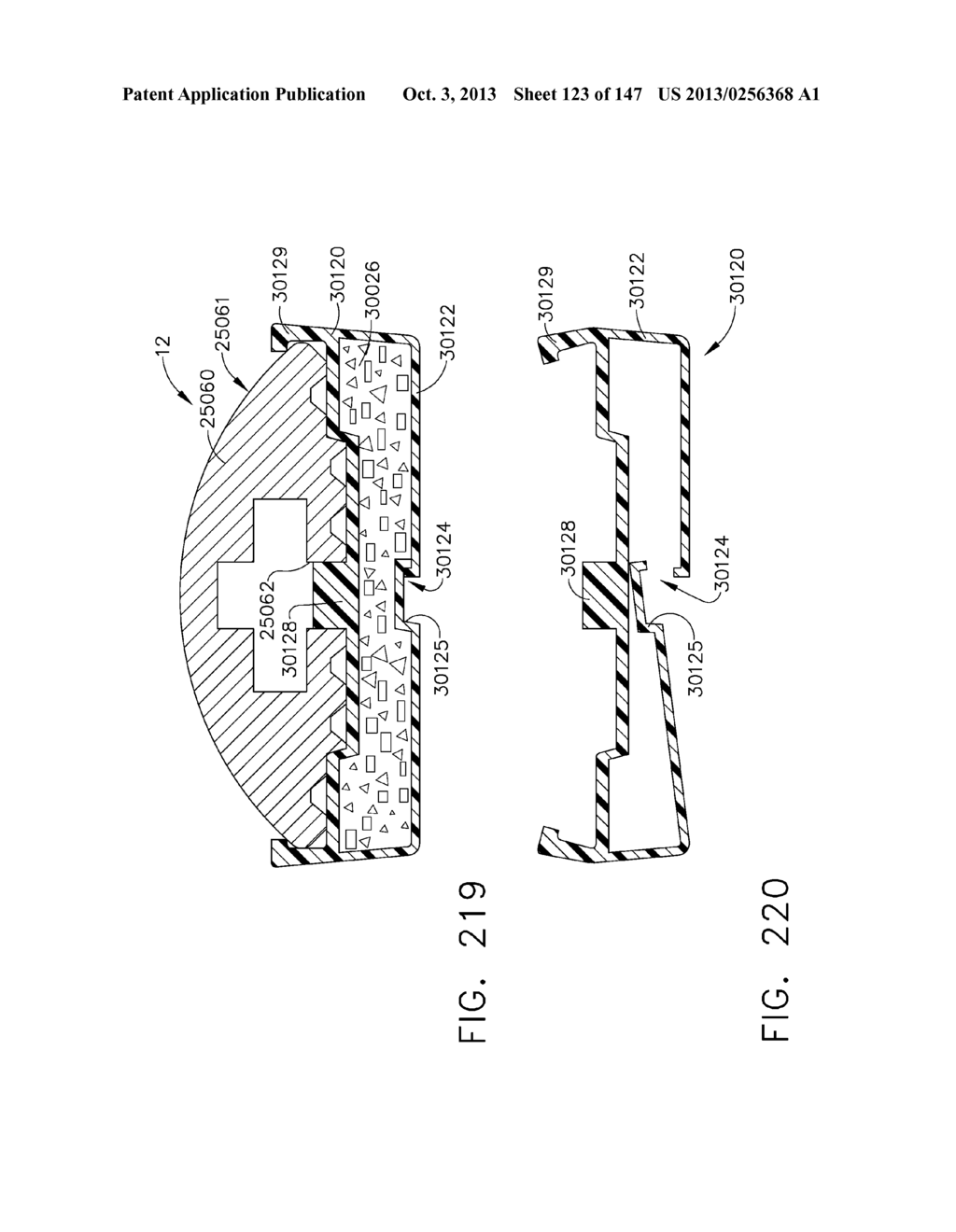 TISSUE THICKNESS COMPENSATOR AND METHOD FOR MAKING THE SAME - diagram, schematic, and image 124