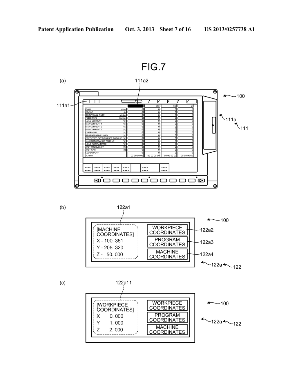 NUMERICAL CONTROL APPARATUS - diagram, schematic, and image 08