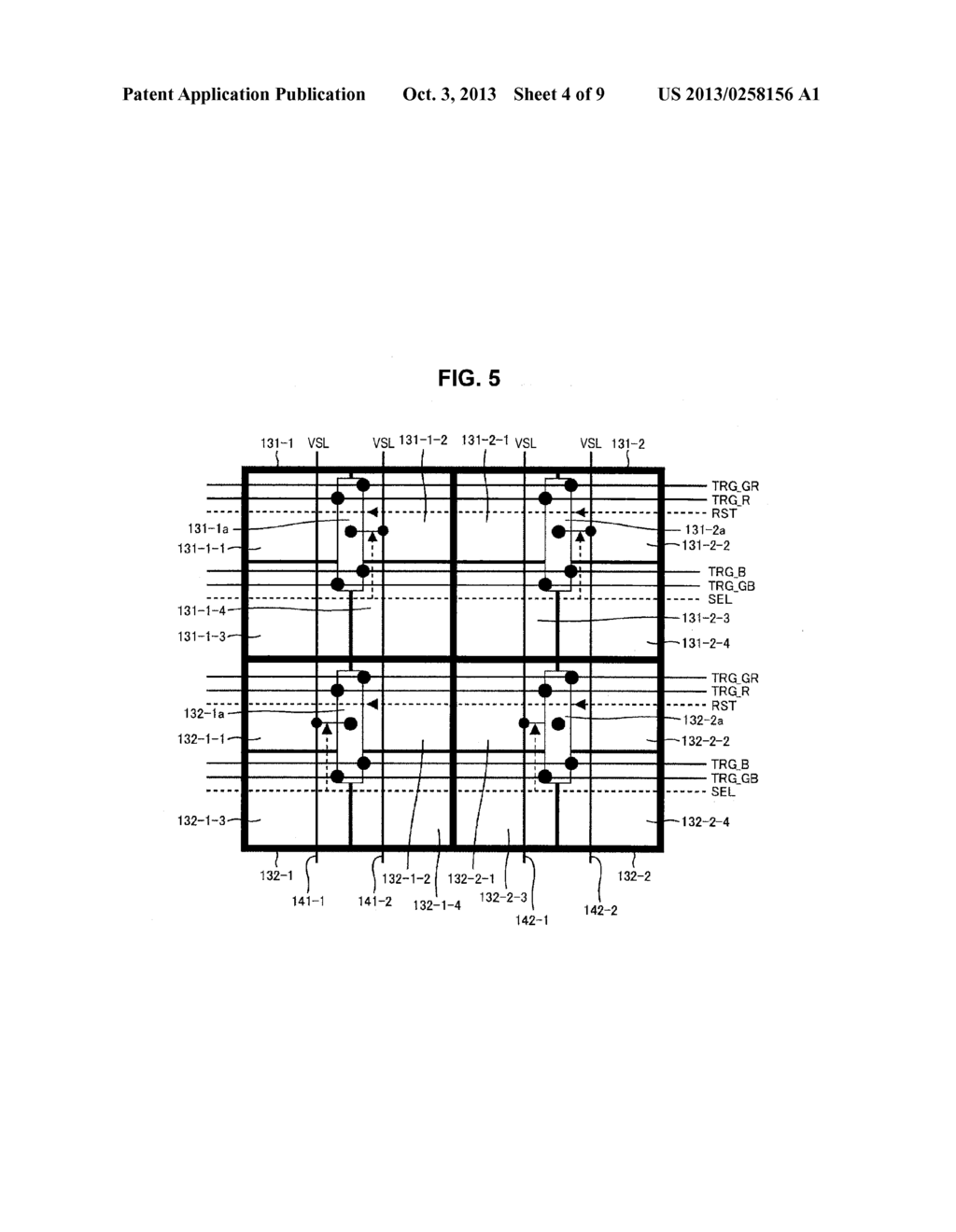 SOLID-STATE IMAGE SENSOR, DRIVING METHOD AND ELECTRONIC APPARATUS - diagram, schematic, and image 05