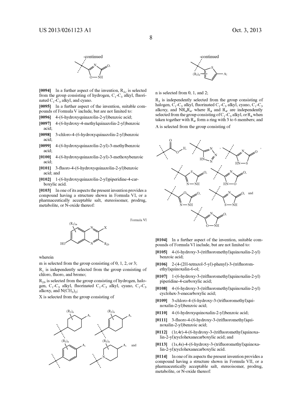 Novel Substituted Bicyclic Aromatic Compounds as S-Nitrosoglutathione     Reductase Inhibitors - diagram, schematic, and image 09