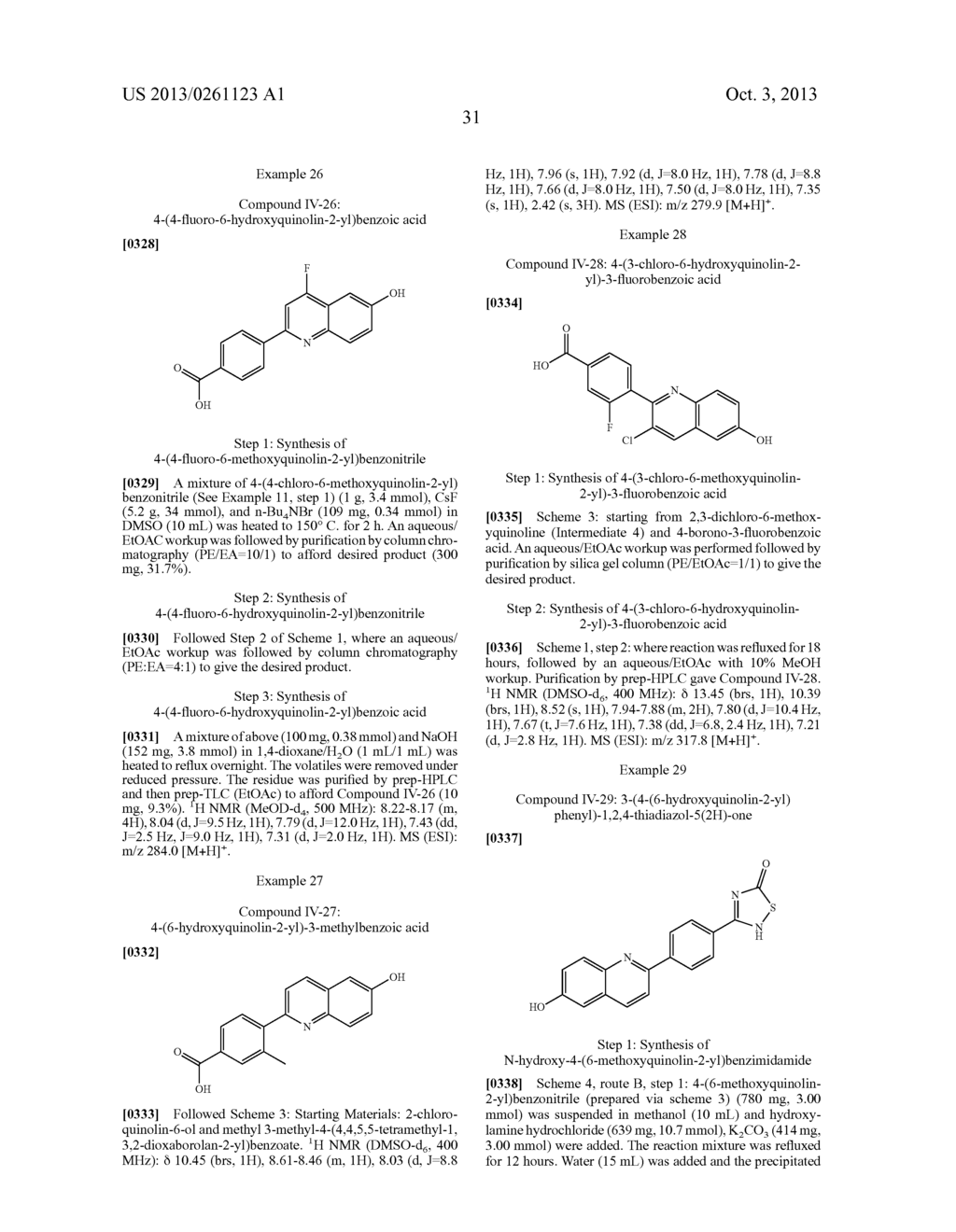 Novel Substituted Bicyclic Aromatic Compounds as S-Nitrosoglutathione     Reductase Inhibitors - diagram, schematic, and image 32