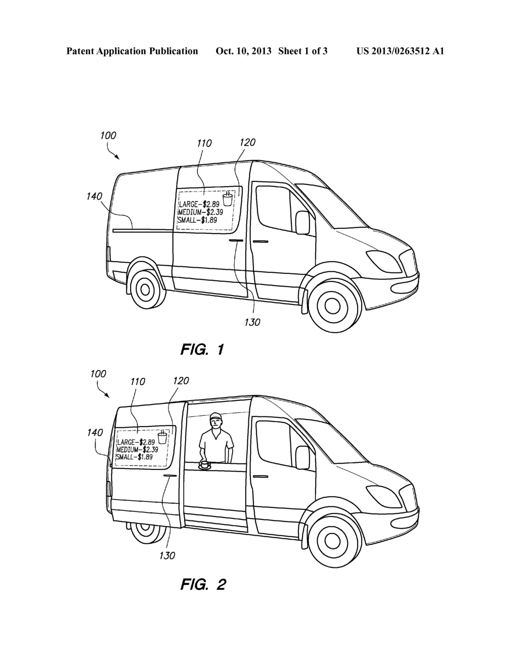 MOTOR VEHICLE DOOR WITH INTEGRATED DISPLAY MONITOR - diagram, schematic, and image 02